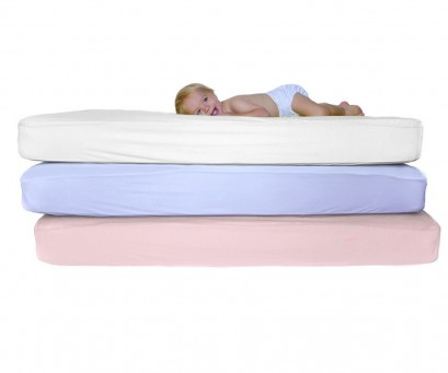 Cot Sheets –Natural, Breathable and waterproof