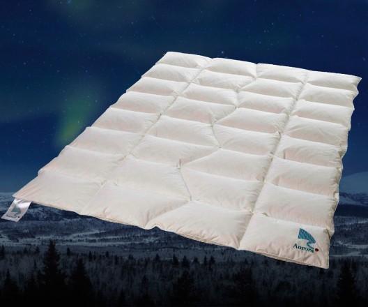 Edredon nordico de plumón Noruego Aurora