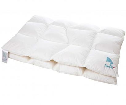 "Norwegian down duvet ""Aurora"" - FP 750 - with organic cotton"