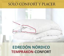 edredon nordico Temprakon confort