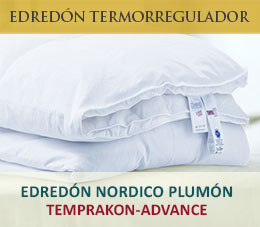 edredon nordico Temprakon advance